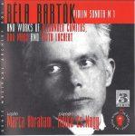 Bartók Béla Violin Sonata no.1