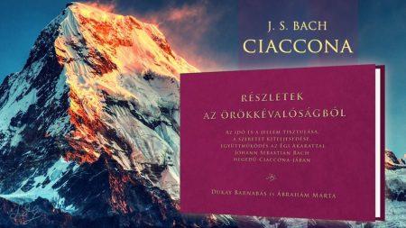 J. S. Bach Ciaccona (Könyv + CD) - Részletek az örökkévalóságból